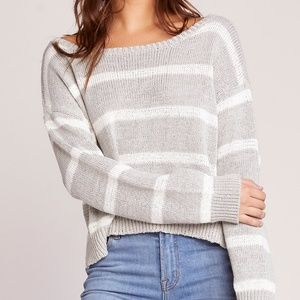 BB DAKOTA Sail Away Crop Sweater S